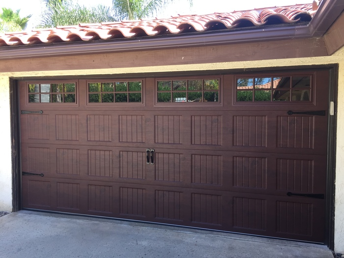 Trusted and dependable garage door maintenance service with emergency garage door repair el cajon