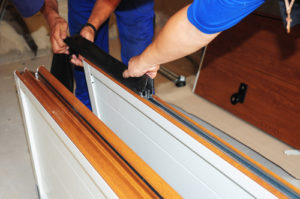 What are the benefits of hiring a garage door installer