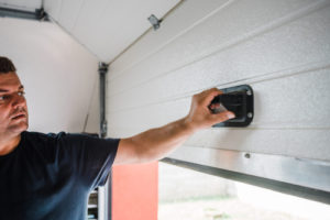 How can I schedule my garage door and opener repair