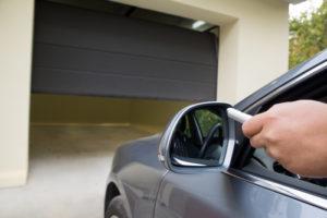 How do I know if my garage door sensor is bad